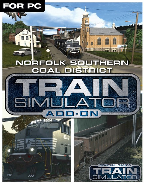 Train Simulator: Norfolk Southern Coal District Route Add-On 0