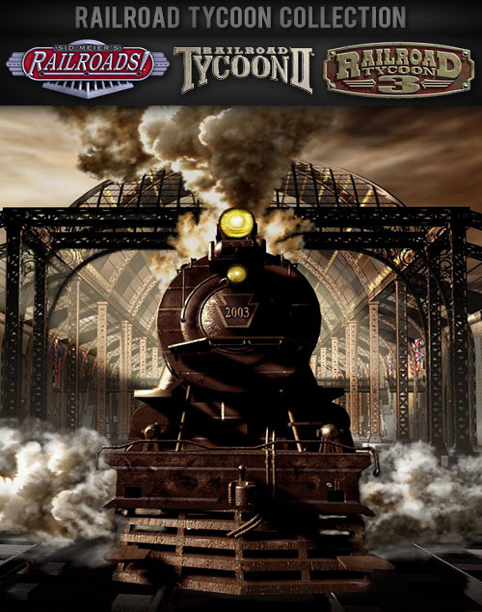 Railroad Tycoon Collection 0