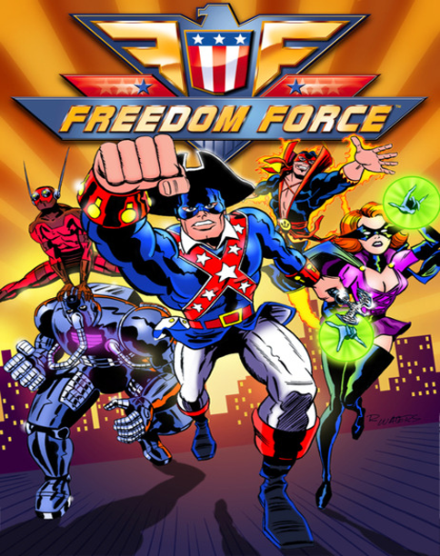 Freedom Force : Freedom Pack 0