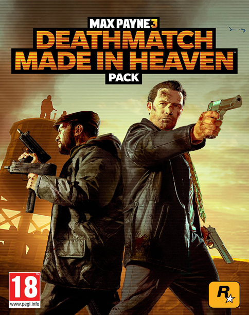 Max Payne 3 - Deathmatch Made in Heaven Pack DLC 0