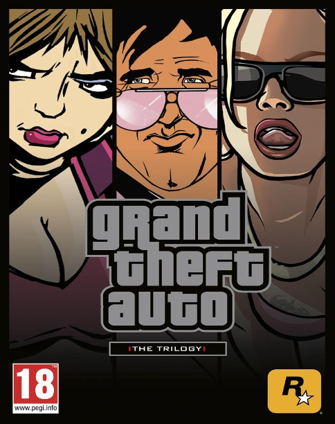 Grand Theft Auto : The Trilogy 0