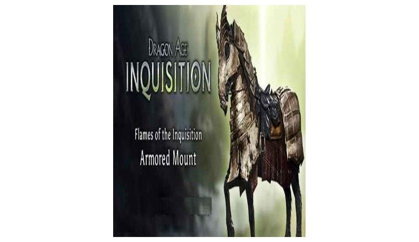 Dragon Age 3: Inquisition - Flames of the Inquisition Armored Mount (DLC)