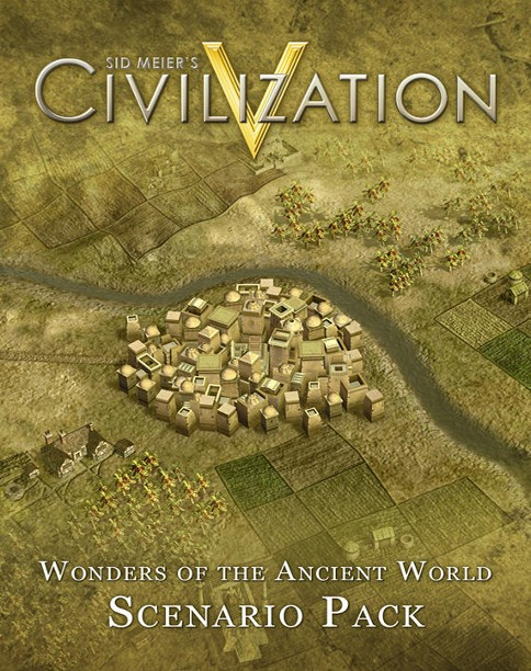 Sid Meier's Civilization V Wonders of the Ancient World Scenario Pack 0