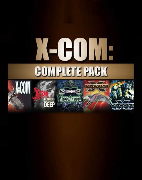 X-COM: Complete Pack 0