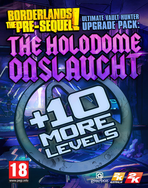 Borderlands: The Pre-Sequel - Ultimate Vault Hunter Upgrade Pack: The Holodome Onslaught 0