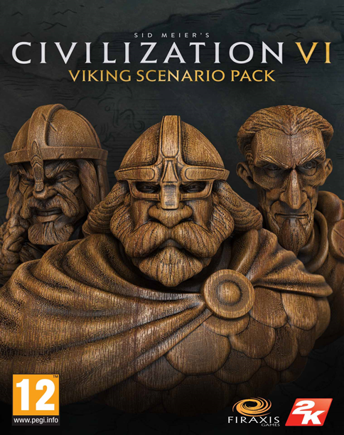 Sid Meier's Civilization VI - Vikings Scenario Pack 0