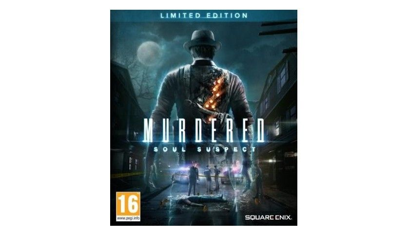 Murdered: Soul Suspect (Special Edition)