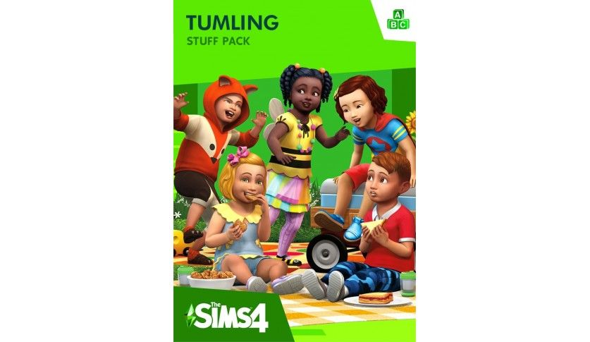 The Sims 4 Tumlinger indhold - Toddler Stuff PC/Mac-udgave