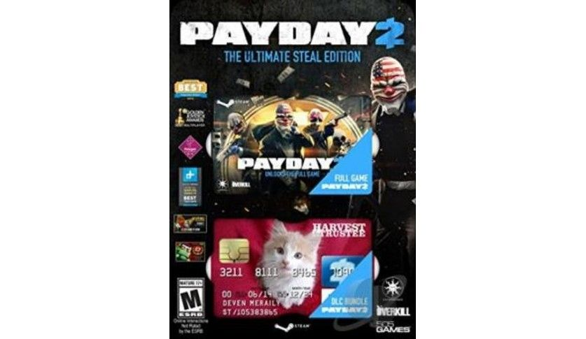 Payday 2 (The Ultimate Steal Edition)