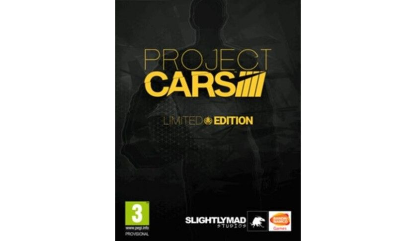 Project CARS (Limited Edition)