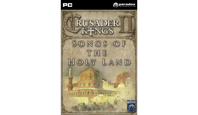 Crusader Kings II: Song of the Holy Land 6