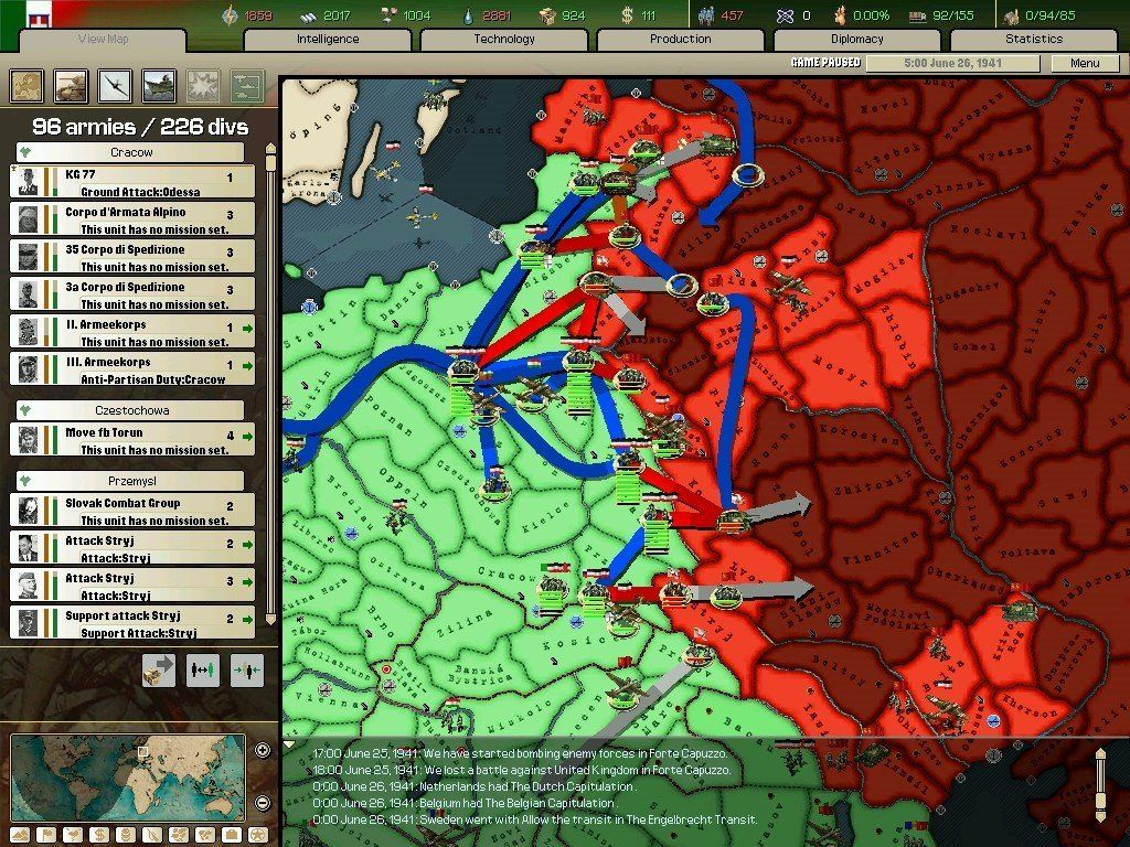 Hearts of Iron 2 Complete 19