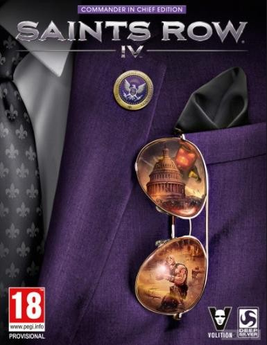 Saints Row IV - Commander in Chief (DLC)
