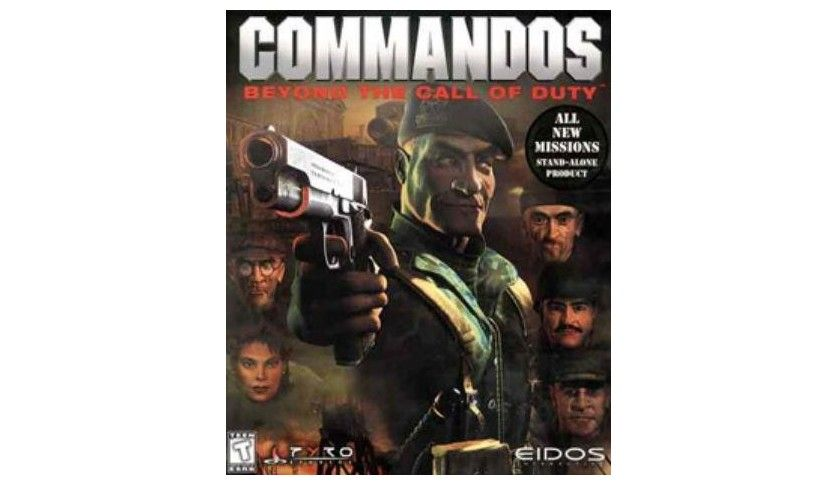 Commandos: Beyond the Call of Duty 0
