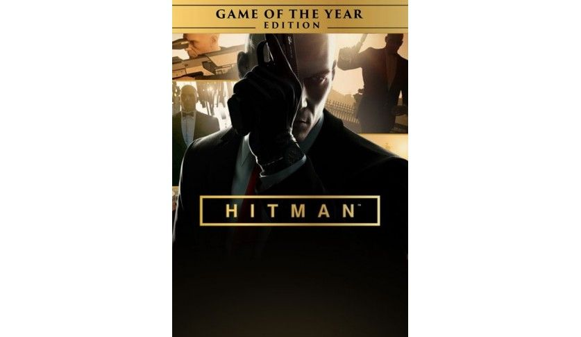 Hitman Game of the Year Edition 0