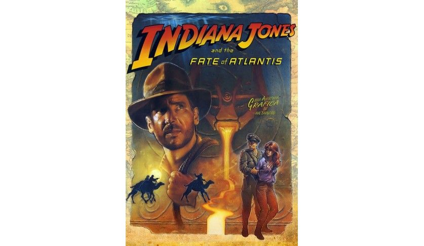 Indiana Jones and the Fate of Atlantis 0