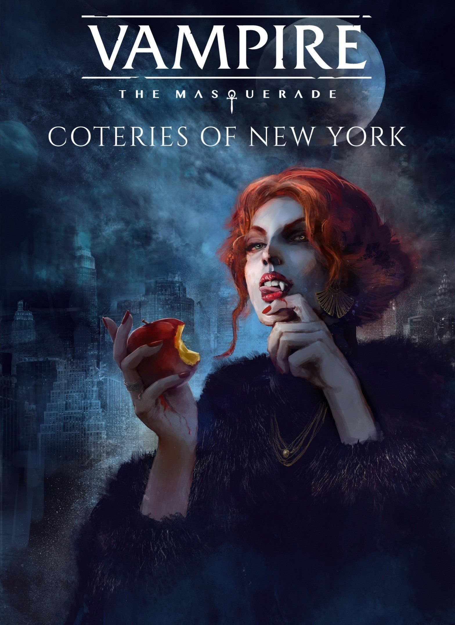 Vampire: The Masquerade - Coteries of New York 10
