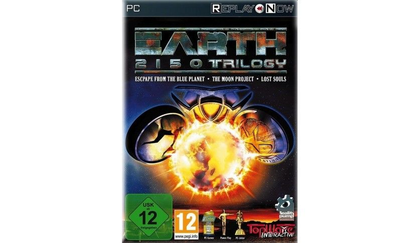 Earth 2150 : Trilogy 4