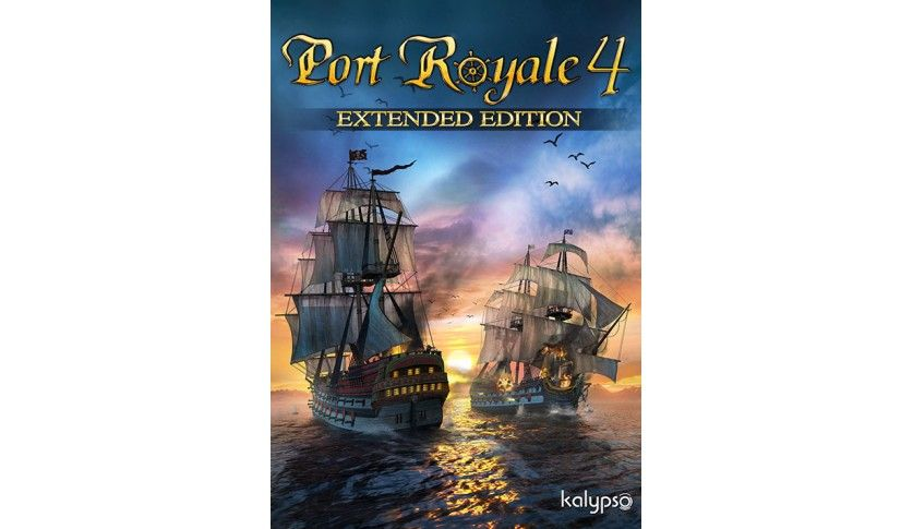 Port Royale 4: Extended Edition - Pre Order