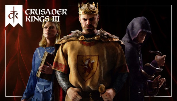 Crusader Kings III - Ude 1. september