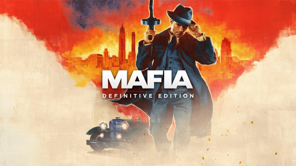 Mafia Definitive Edition - Ude d. 25. september