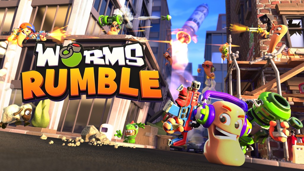 Worms Rumble - Ude d. 1. december