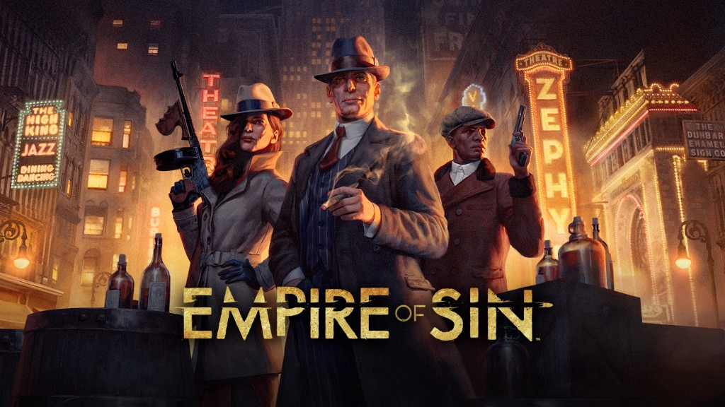 Empire of Sin - Ude d. 1. december